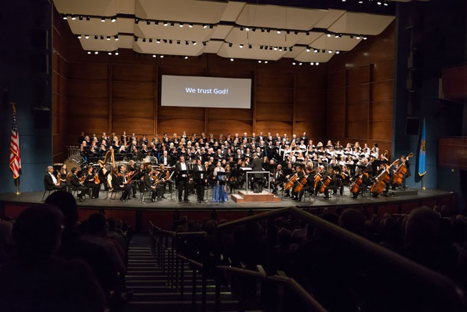 Canterbury Voices: Handel's Messiah at Thelma Gaylord Performing Arts Theatre