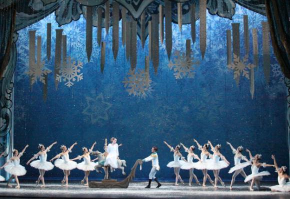 Oklahoma City Ballet: The Nutcracker at Thelma Gaylord Performing Arts Theatre