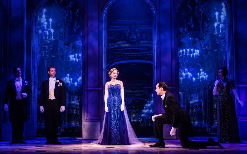 Anastasia at Thelma Gaylord Performing Arts Theatre