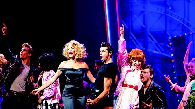 Grease at Thelma Gaylord Performing Arts Theatre