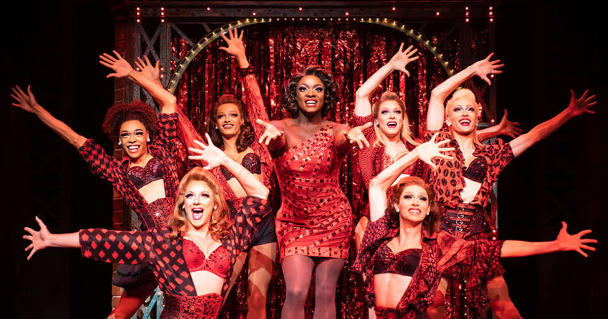 Kinky Boots at Thelma Gaylord Performing Arts Theatre