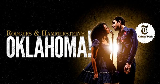 Oklahoma! at Thelma Gaylord Performing Arts Theatre