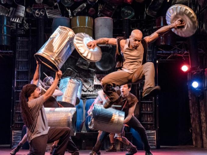 Stomp [POSTPONED] at Thelma Gaylord Performing Arts Theatre
