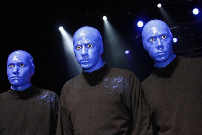 Blue Man Group [POSTPONED] at Thelma Gaylord Performing Arts Theatre
