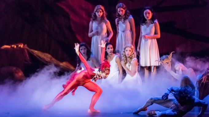 Oklahoma City Ballet: Firebird at Thelma Gaylord Performing Arts Theatre