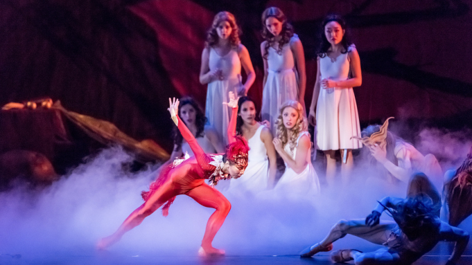 Oklahoma City Ballet: Firebird at Thelma Gaylord Performing Arts Theatre