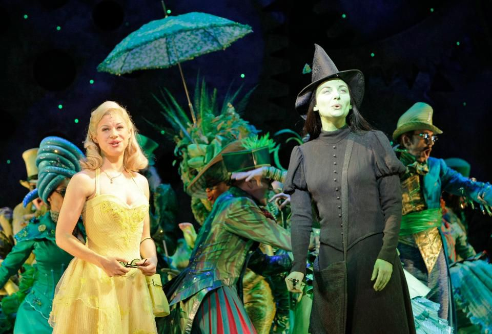 Wicked [CANCELLED] at Thelma Gaylord Performing Arts Theatre